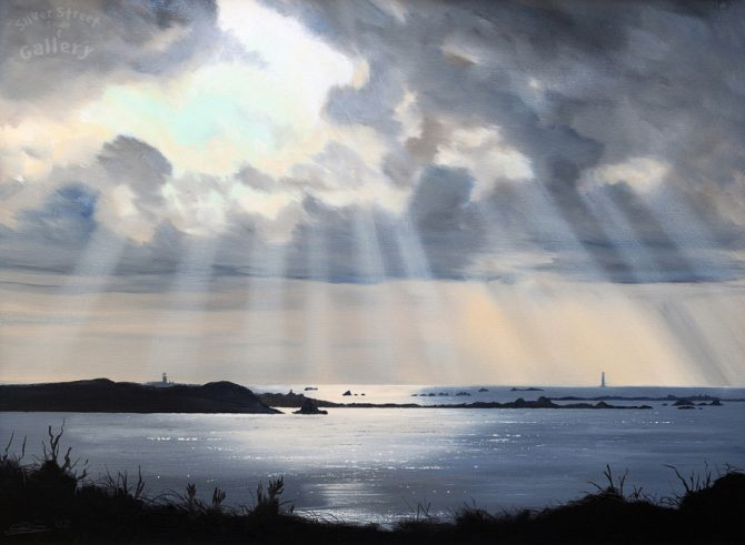 Light over St.Agnes