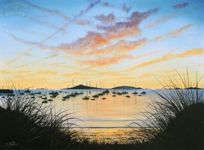 Porthmellon Sunset