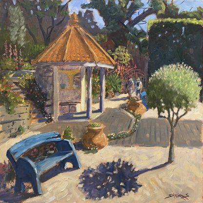 shell hut